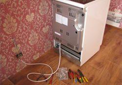 Подключение электроплиты. Сургутские электрики.