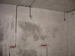 Электромонтажные работы в квартирах новостройках город Сургут