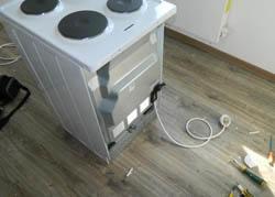 Установка, подключение электроплит город Сургут
